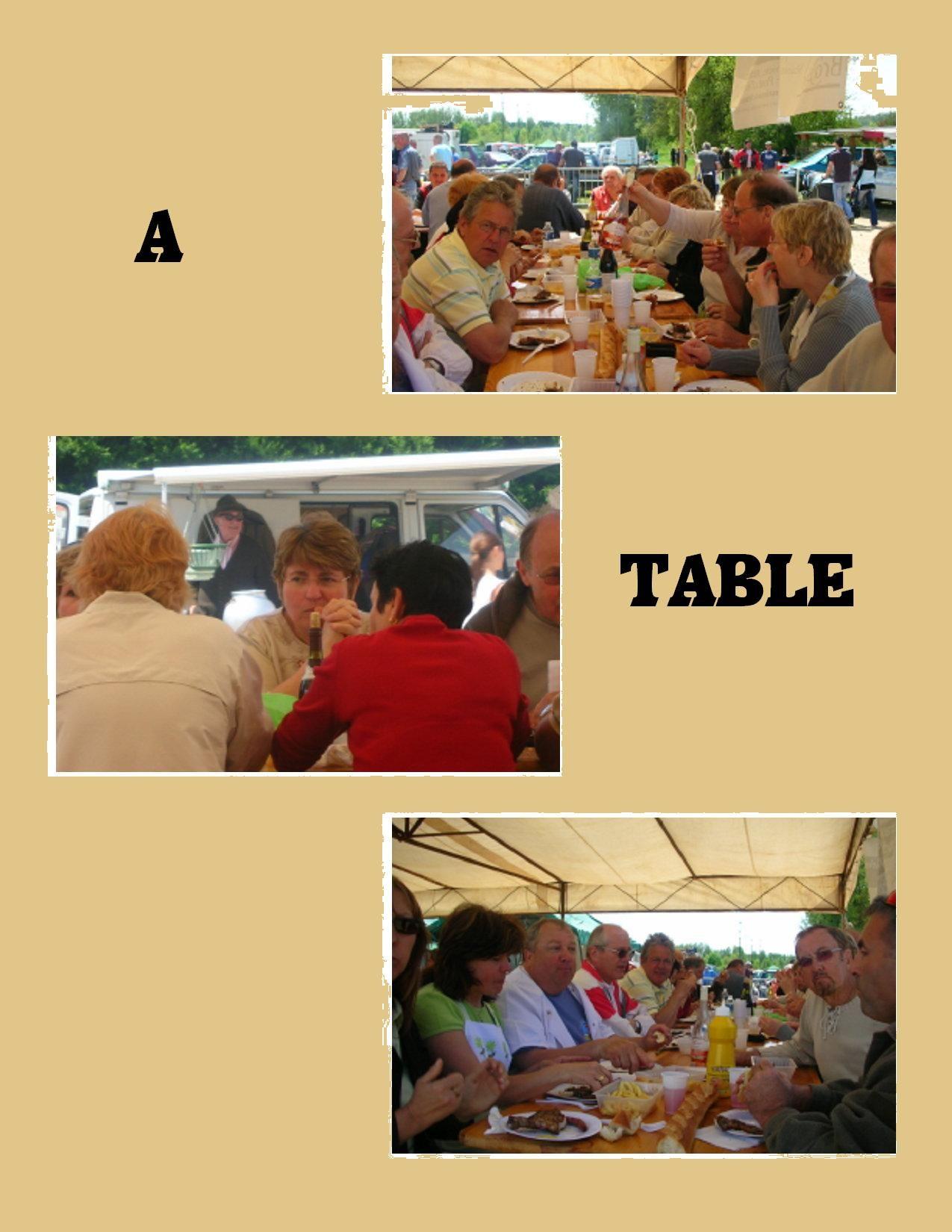 Evenements a chatillon la palud page 142 for A table tout le monde