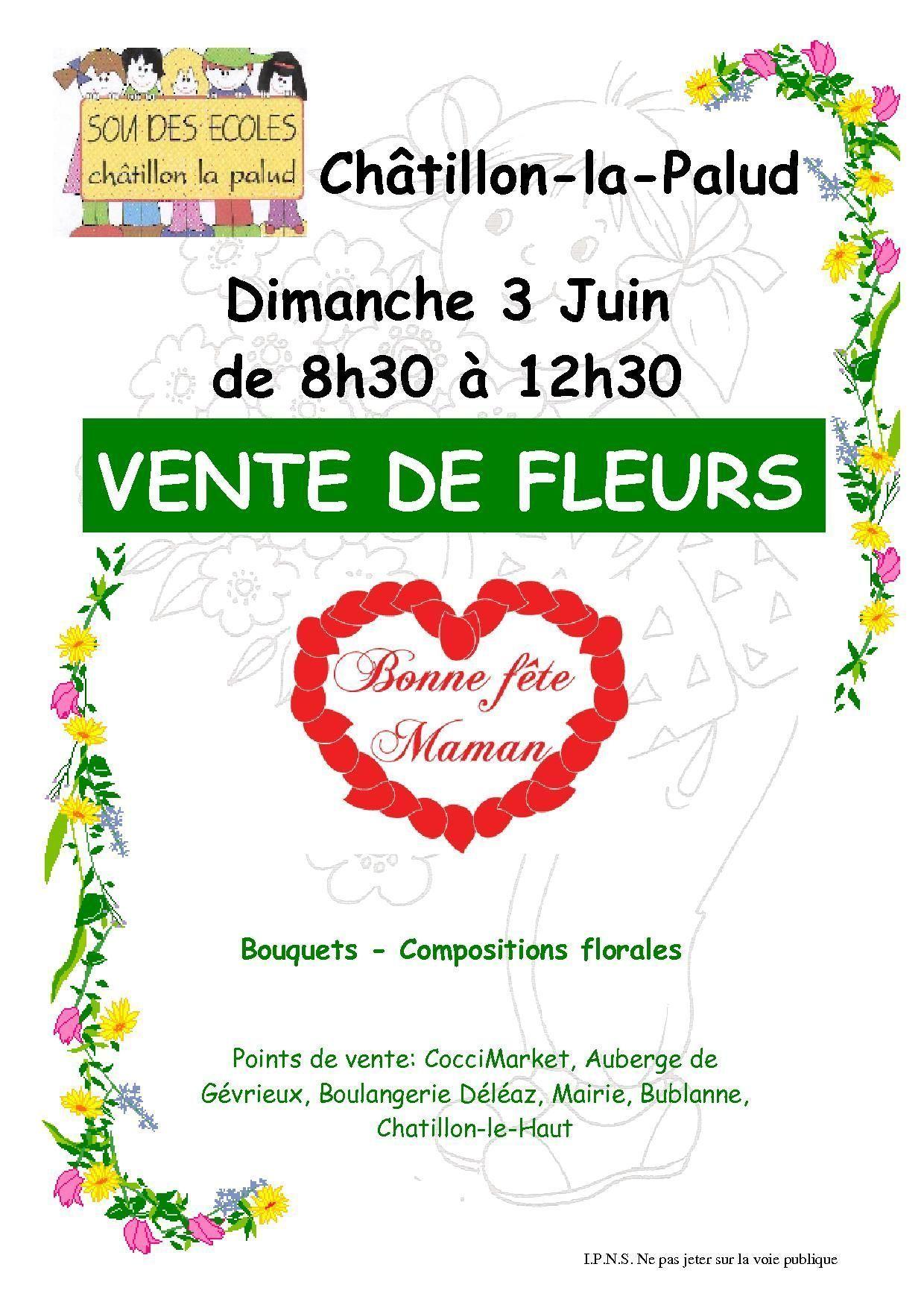 Vente de fleurs fetes des meres for Vente de fleurs par correspondance